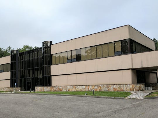 The village of Croton-on-Hudson wants to buy this vacant building on Route 129, a mile outside of the village for its new DPW facility.