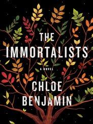 """The Immortalists"" by Chloe Benjamin"