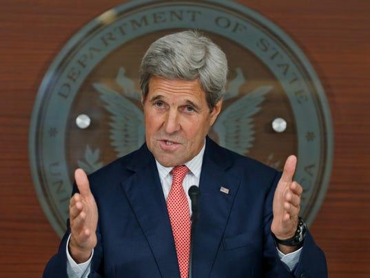 AP SYRIA DIPLOMACY A USA DC