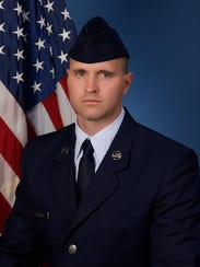 U.S. Air ForceReserve Airman 1st Class Wesley A. Fisher