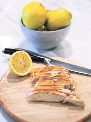 Roast your own chicken for healthy, tasty sandwiches