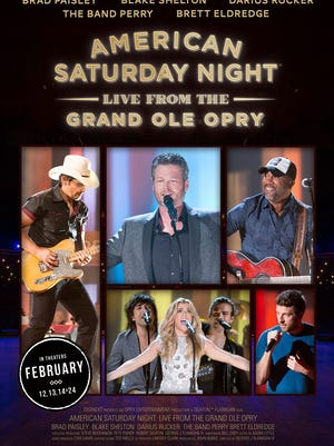 'American Saturday Night'  brings the Grand Ole Opry to the big screen