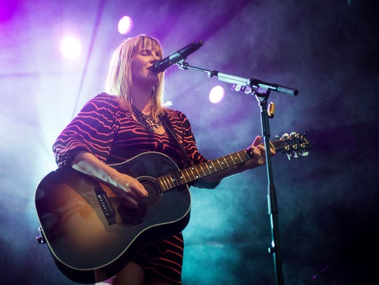 Grace Potter performed two sets at her Grand Point