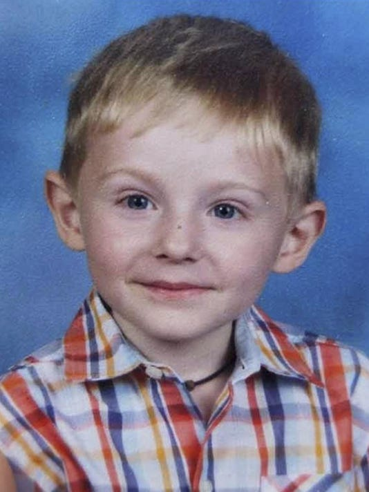 Missing Boy North Carolina