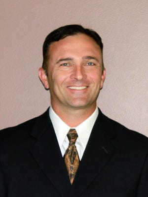 Chad Courville of Lafayette is chairman of the Louisiana Department of Wildlife and Fisheries Commission.