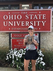 Johnstown junior Gabby Thomas tied for eighth during