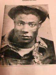 "Dorothy Ngongang's father, Enoumas ""Bo"" Giles, in a"