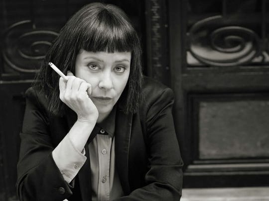 Singer Suzanne Vega is performing on Saturday night