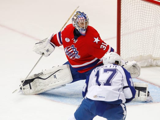The Rochester Americans defeated the Syracuse Crunch 4-1 Friday.