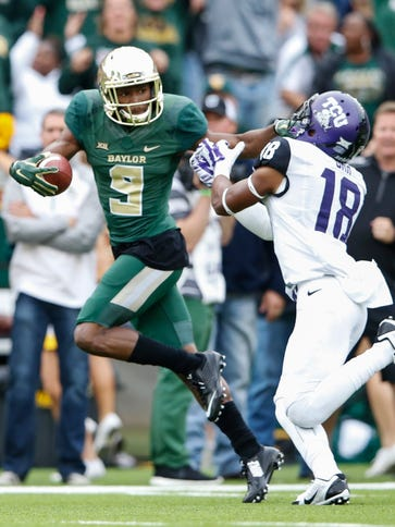 The outcome of Baylor's 2014 win against TCU wasn't