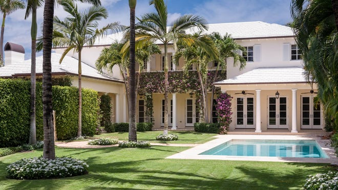 Christian Angle Real Estate listed 201 Via Linda in Palm Beach for $10.39 million on March 30. It was one of just seven single-family properties listed in March and priced at $1 million or more in the Palm Beach Board of Realtors Multiple Listing Service, according to the latest Rabideau Klein Brief.