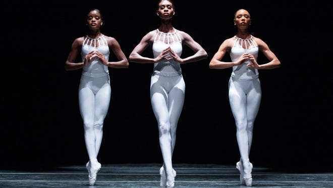"""The Dance Theatre of Harlem performed the profoundly moving """"Dancing on the Front Porch of Heaven"""" by the late Ulysses Dove at its November visit to Louisville."""