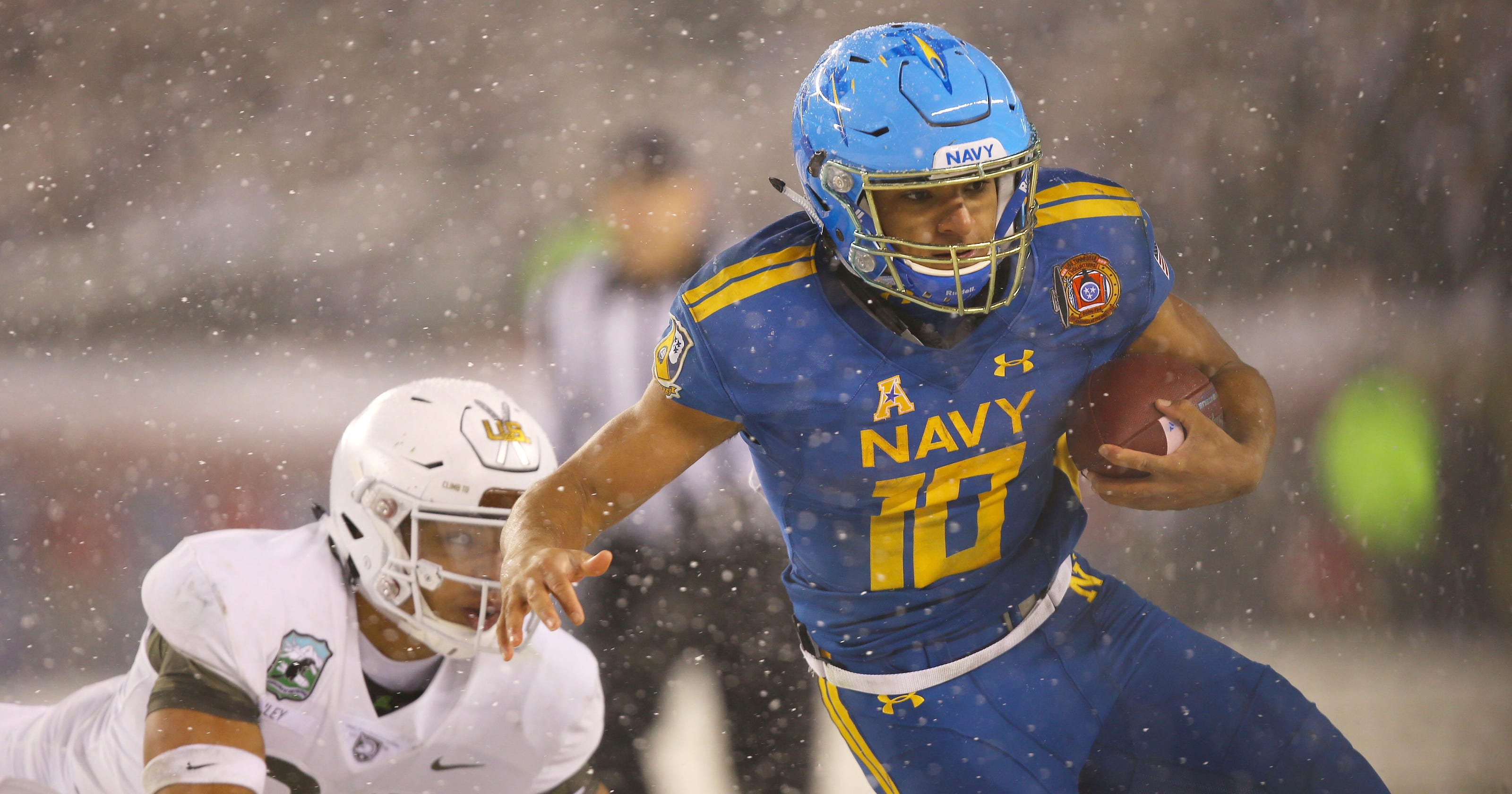 Military Bowl preview  Virginia vs. Navy 526177cd2