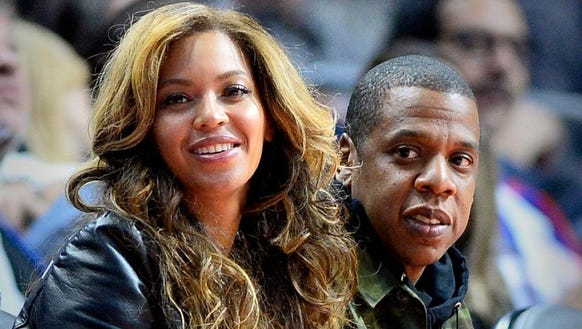 Jay and Bey have a new song together.