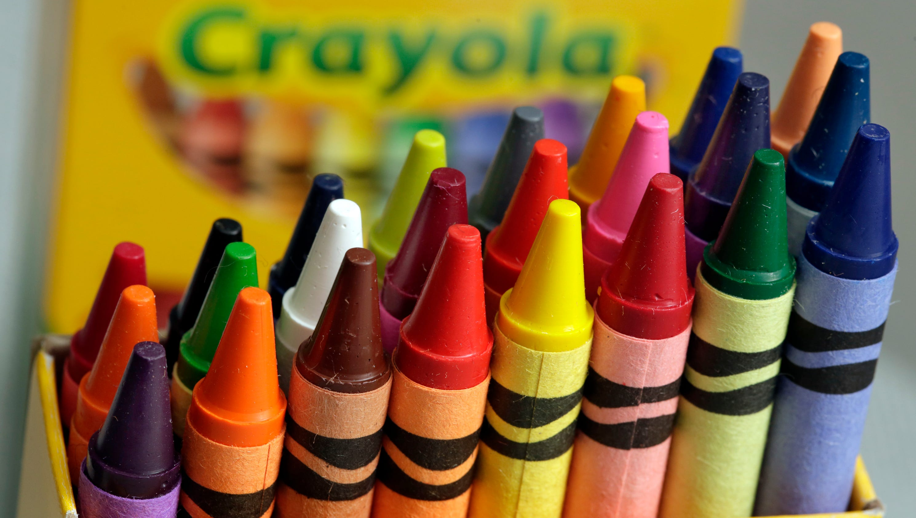 National Crayon Day Crayola will