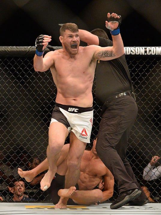 USP MMA: UFC 199-BISPING VS ROCKHOLD S OTH USA CA