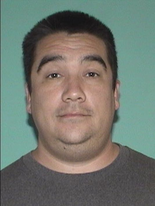 Motel Robbery Suspect