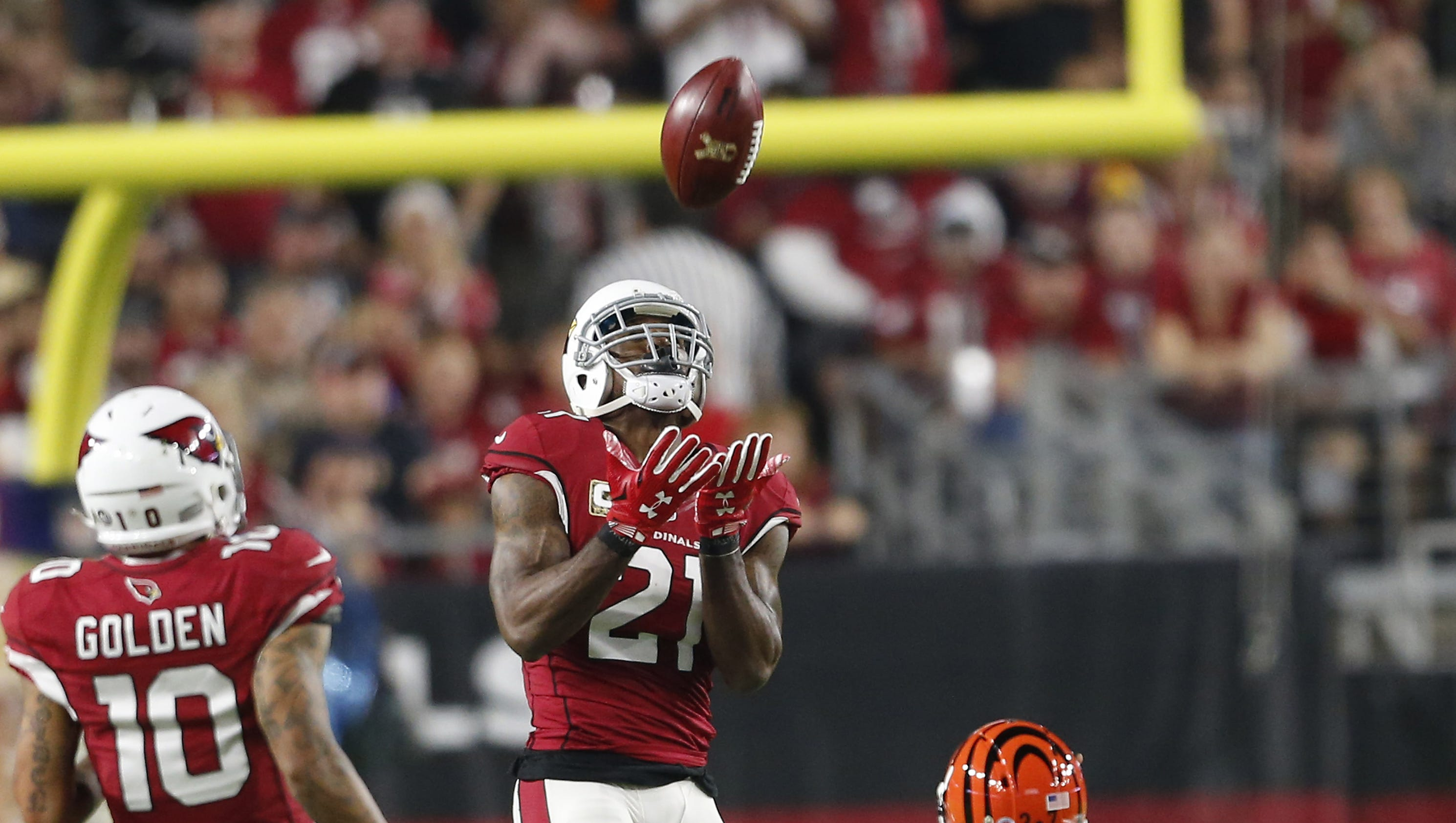 The Bird Watch Should Cardinals take Patrick Peterson off punt