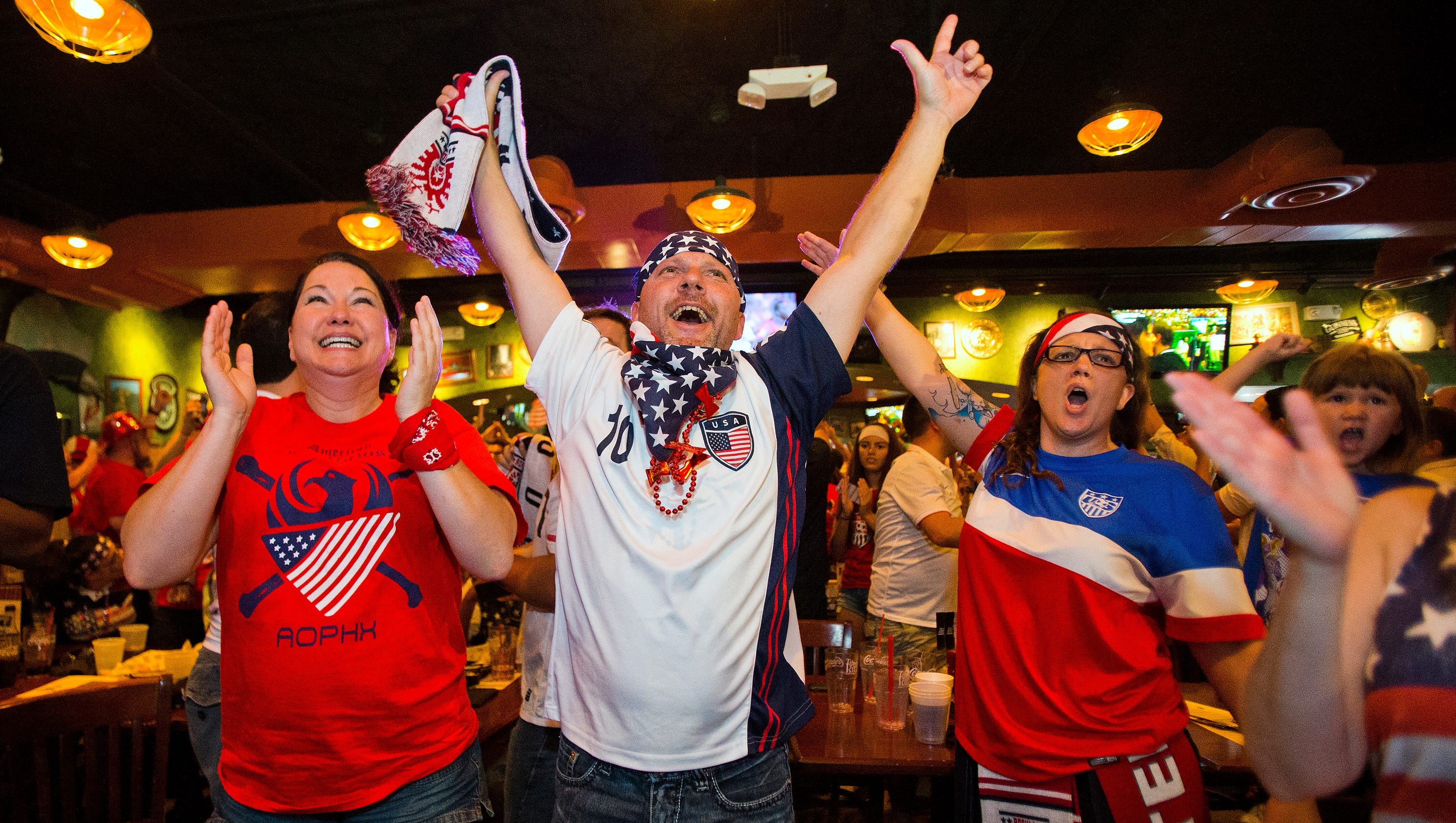 Where To Watch The World Cup In Metro Phoenix