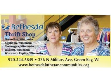 Get a 25% off coupon for your entire purchase at Bethesda Thrift Shop