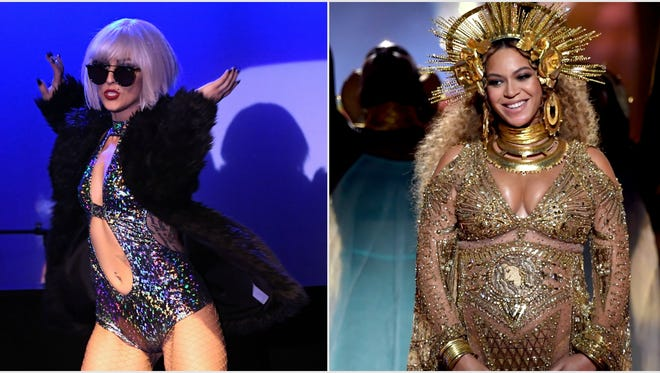 Beyonce is replaced by Lady Gaga for 2017's Coachella music festival.