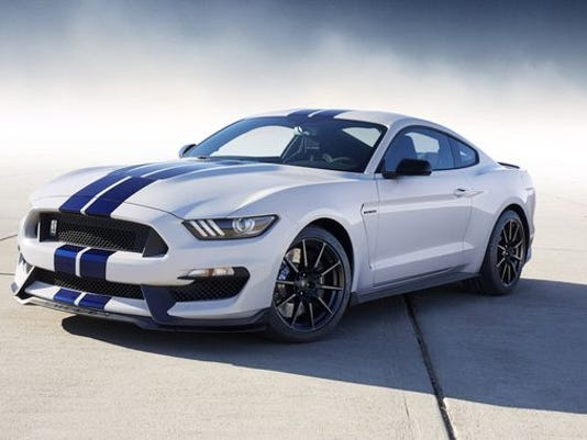 Ford Shelby Mustang GT