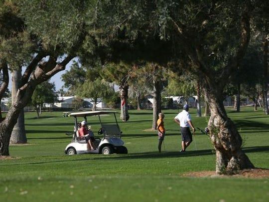 Santa Rosa Country Club in Palm Desert