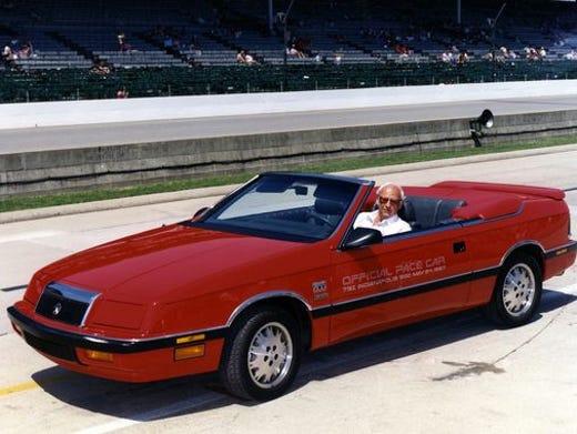 Chevrolet Corvette Z06 Serves As Pace Car For Indy 500