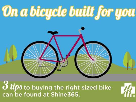 Bike Sizing tips