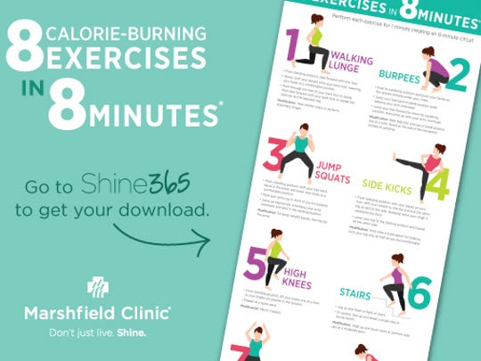 8 great aerobic exercises to try at home