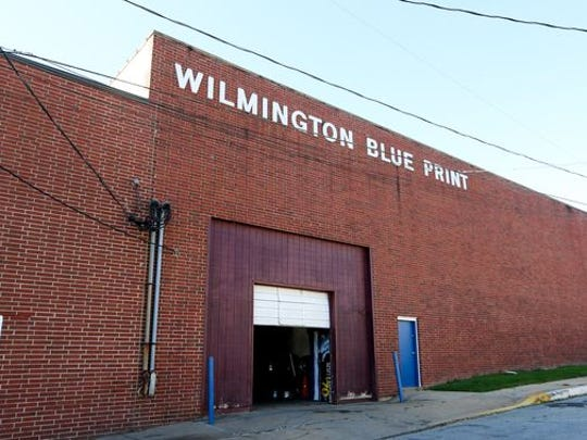 Site of Fight Club in Wilmington that was on Showtime's '60 Minutes Sports' Friday, November 14, 2014.