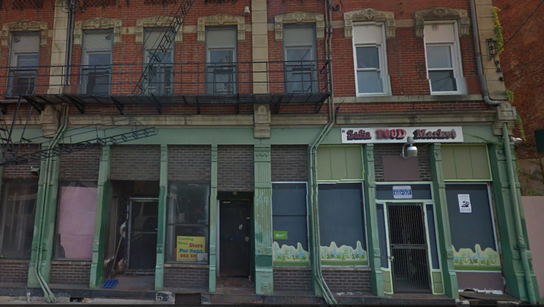 Model Group is redeveloping 1818 Race St., which is
