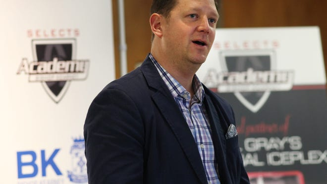 Sean O'Brien, Vice President of Legacy Global Sports.