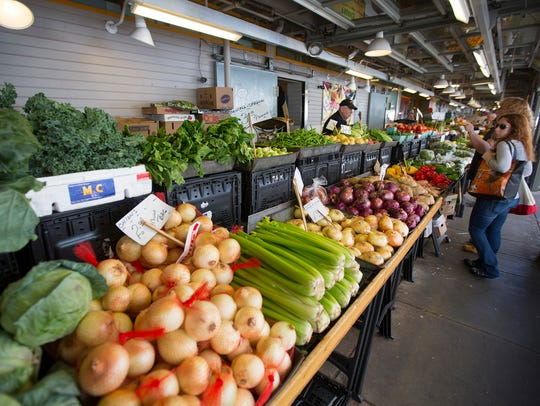 Need fresh produce? You can find it at the Roth Produce