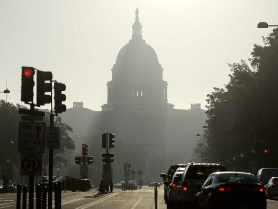 EPA USA DEBT CEILING CONGRESS