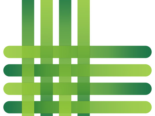 This is the logo for Lawn Guru, the Wixom-based firm