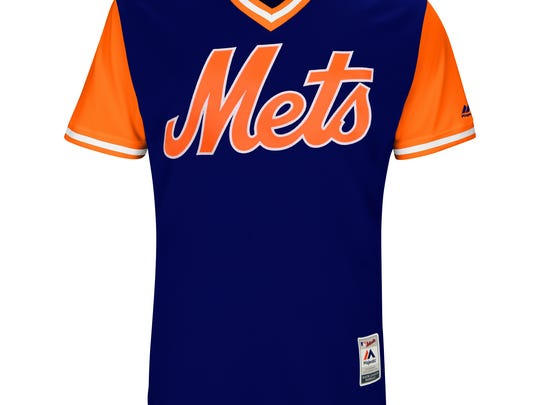 4b2884c90ff NY Mets players nicknames unveiled for MLB Players  Weekend jerseys