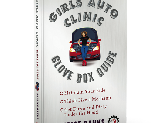 """""""Girls Auto Clinic Glove Box Guide"""" by Patrice Banks"""