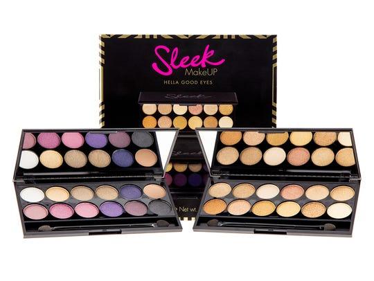 Sleek MakeUP Palettes