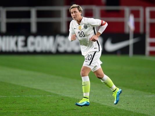 7194cdaf8c4 Armour  Abby Wambach s impact on soccer immense