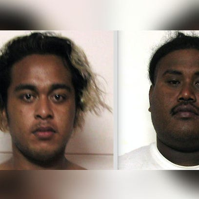 Fight at apartment complex leads to 3 arrests