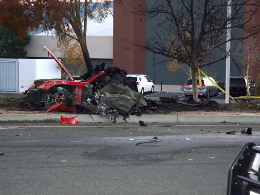 Porsche sued over crash that killed paul walker publicscrutiny Images