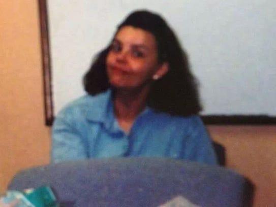 An undated photo of Pia Farrenkopf taken in Little