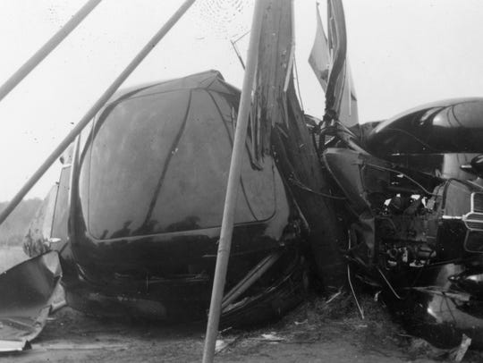 Crashes are nothing new for police to investigate.