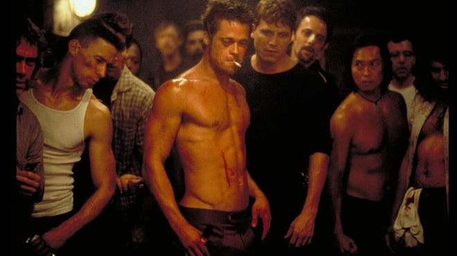 """Midnight movies run both nights of the festival, with """"Fight Club"""" taking the screen on Friday."""