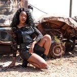 Alamogordo fashion model is top 10 in Jetset Magazine cover model search