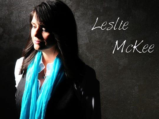 Chambersburg-based Christian recording artist Leslie