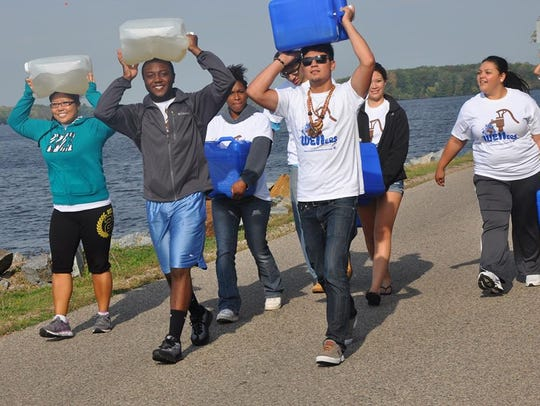 The fourth annual Walk for Water will be held Sept.
