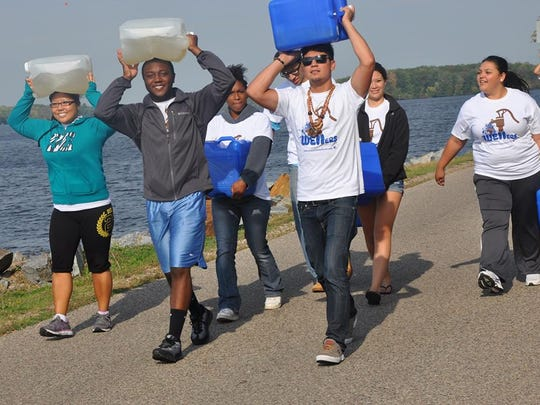 The fourth annual Walk for Water will be held Sept. 17 at Iverson Park.