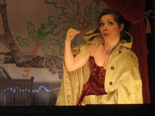 Tess Altiveros has performed operatic and symphonic
